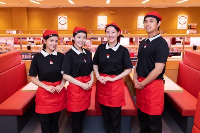 スシロー 姫路城の西店の画像・写真