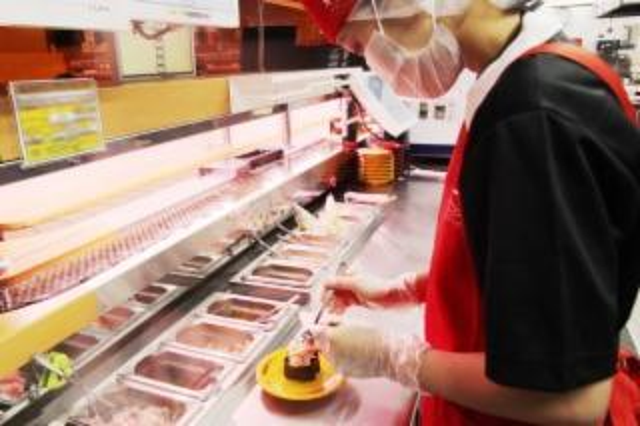 スシロー 竹の塚ピーくんプラザ店の画像・写真