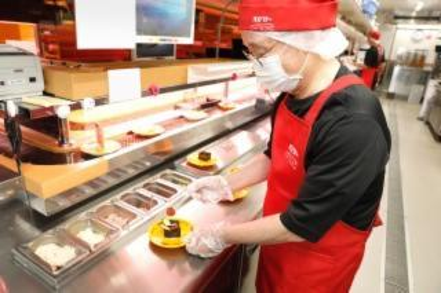 スシローイオン飯田アップルロード店の画像・写真