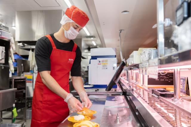 スシロー 岡山大供店の画像・写真