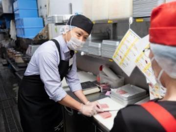 スシロー 名古屋新栄店(社員募集)の画像・写真